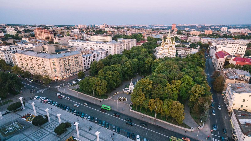 IT Outsourcing to Kharkiv, Ukraine: a Powerhouse of Industry, Education and IT