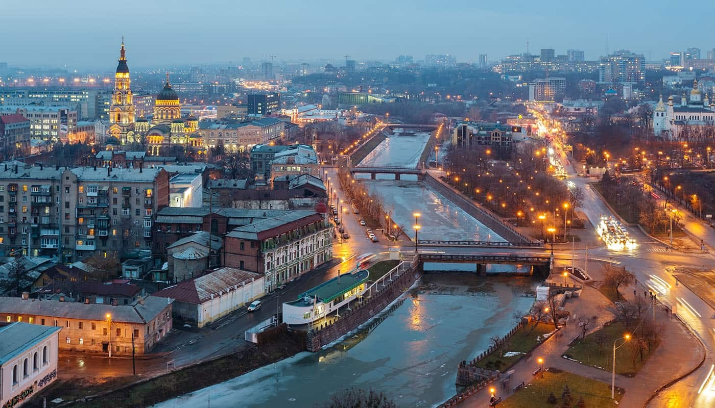 IT Outsourcing to Kharkiv, Ukraine